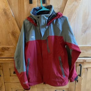 Mountain Hardware Goretex Ski Jacket Size Medium